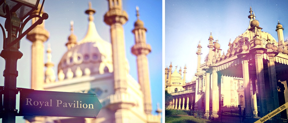 The Royal Pavilion in Brighton, England | via It's Travel O'Clock