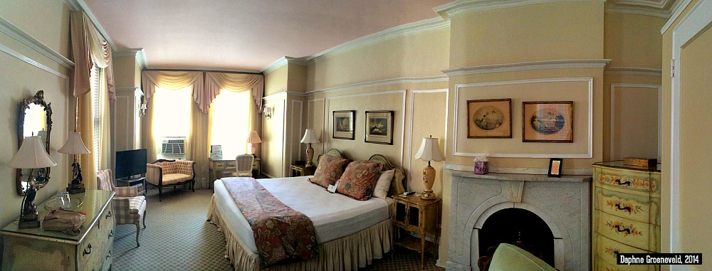 Historic B&B 'La Reserve' in Philadelphia | via It's Travel O'Clock