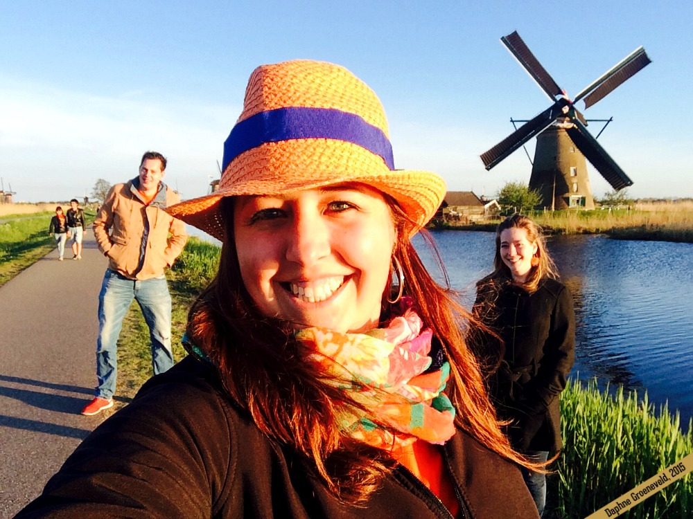 Celebrating Kingsway at Kinderdijk in The Netherlands | via It's Travel O'Clock