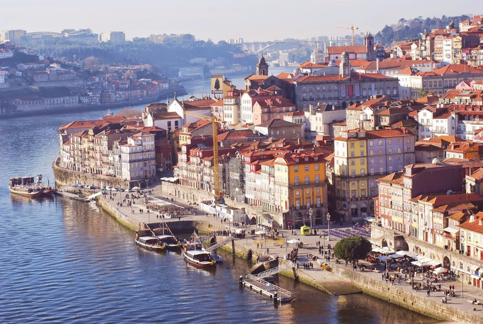 Travel Inspiration | De port van Porto