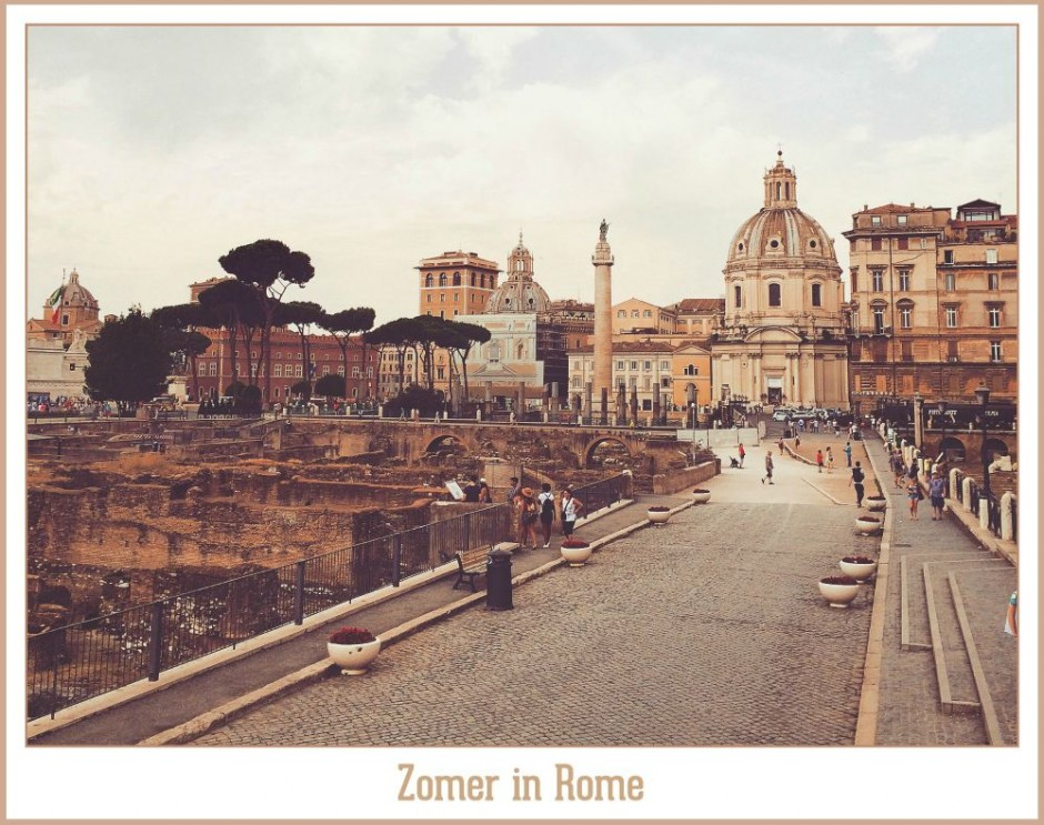 Zomer in Roma | via It's Travel O'Clock