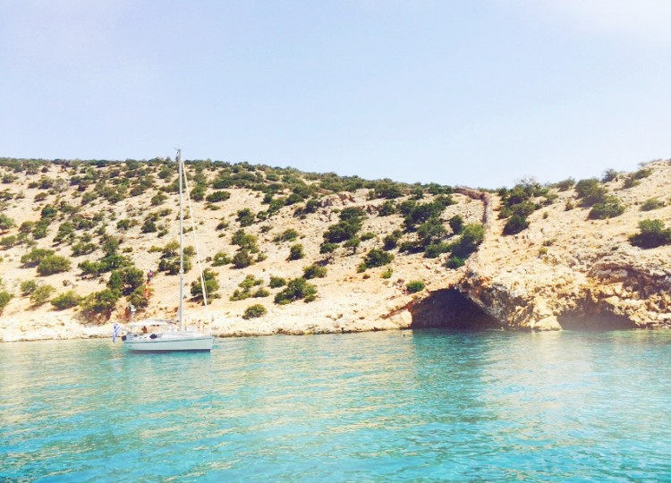 The Greek Diaries | via It's Travel O'Clock