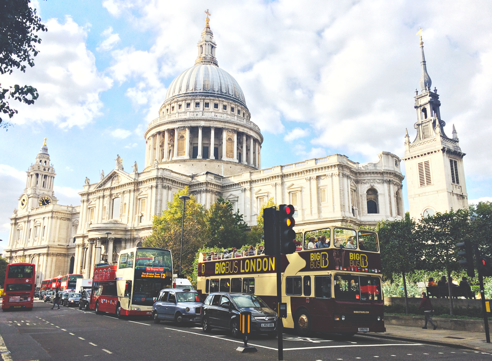 The London Diaries | via It's Travel O'Clock