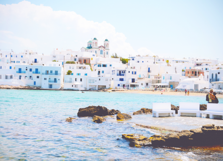 The It's Travel O'Clock 2016 Travel Bucket List | Paros, Greece
