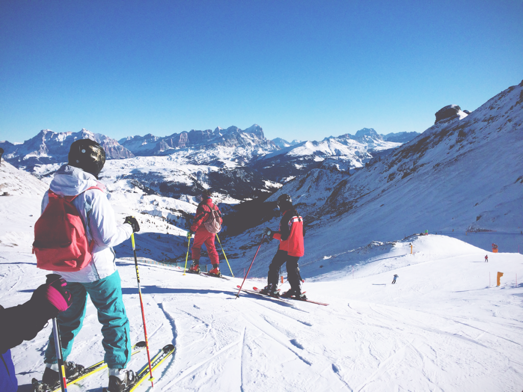 Downhill in het Italiaanse Val di Fassa | via It's Travel O'Clock