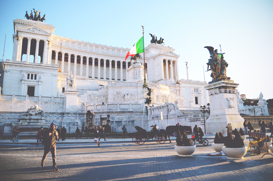 7x fijn in Rome | via It's Travel O'Clock