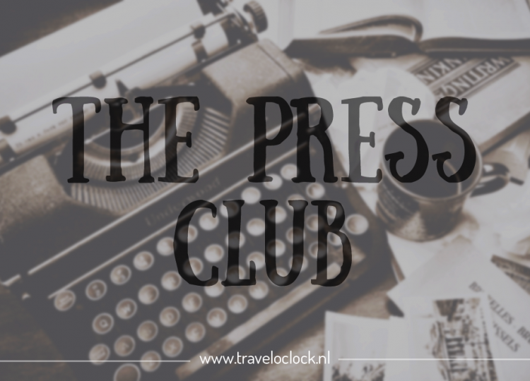 The Press Club | via It's Travel O'Clock