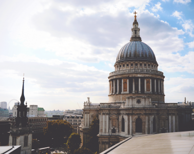 St. Paul's Cathedral, London (UK) | via It's Travel O'Clock