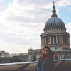 Sunkissed | up close with St. Paul's in London | via It's Travel O'Clock