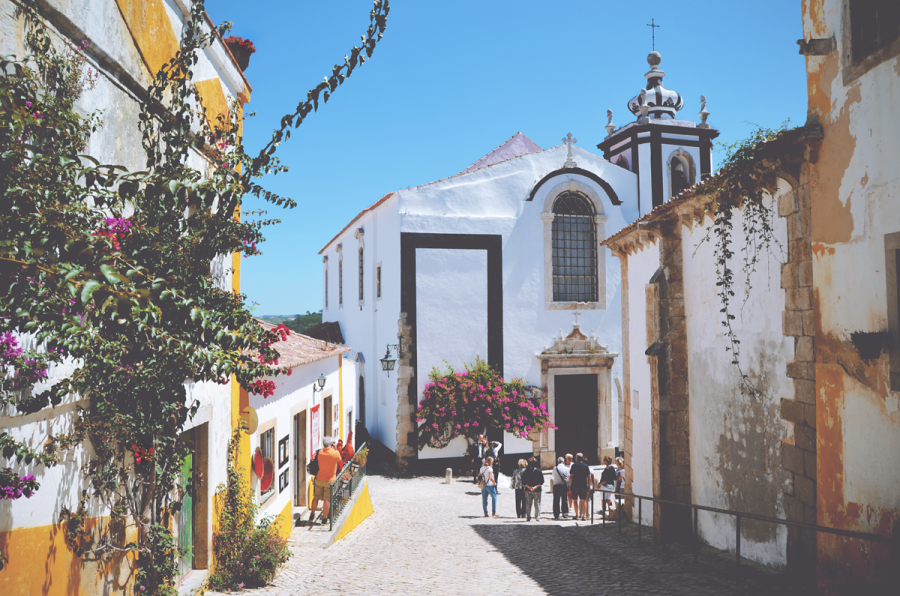 The Portugal Diaries – pt. 2 | Obidos, Peniche en bruiloft