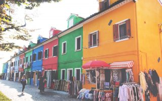 Burano, Venice, Italy | via It's Travel O'Clock