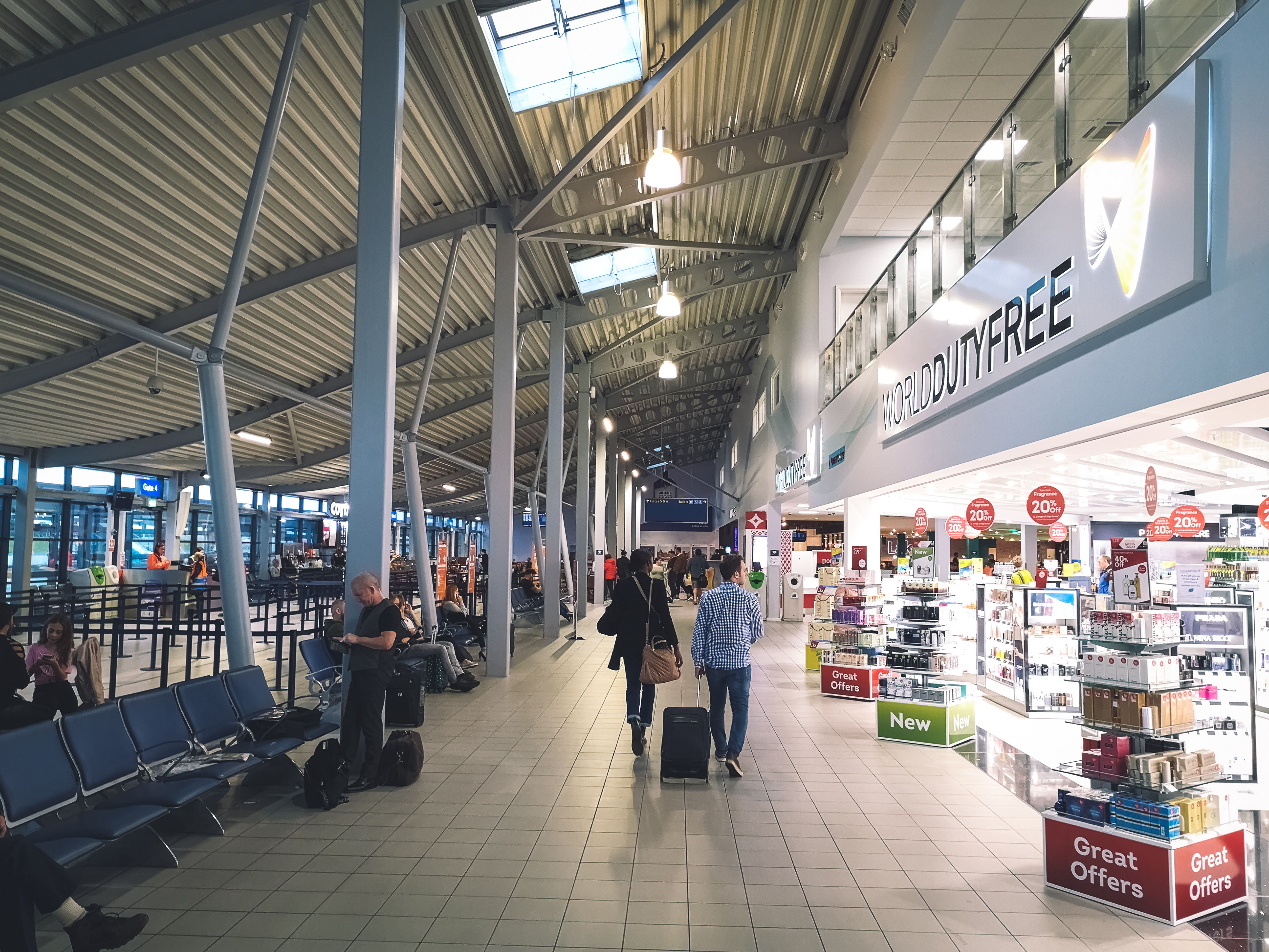 London Southend Airport | via It's Travel O'Clock