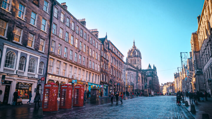 Picture Perfect | Edinburgh, Schotland